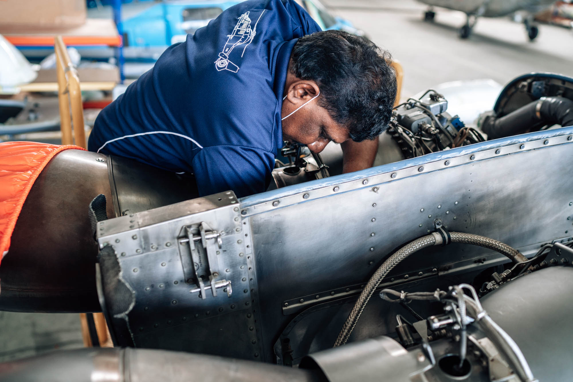 Setting up standards of helicopter maintenance in Malaysia